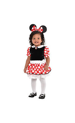 minnie mouse costume accessories party city. Black Bedroom Furniture Sets. Home Design Ideas