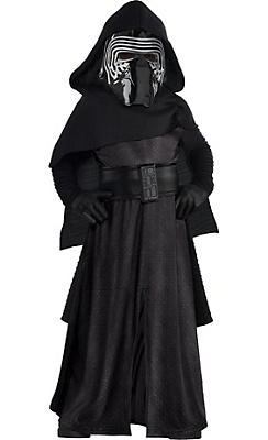 Boys Kylo Ren Costume Deluxe - Star Wars Episode VII The Force Awakens