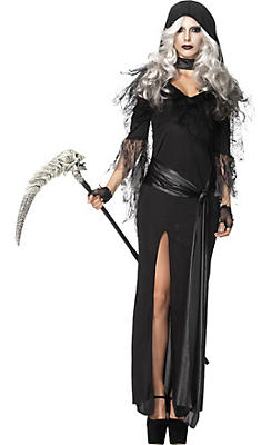 Adult Sexy Soul Stealer Reaper Costume
