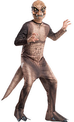 Boys T-Rex Dinosaur Costume - Jurassic World