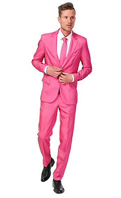 Adult Mr. Pink Suit