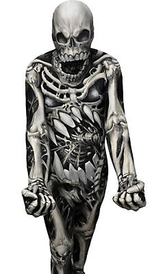 Boys Skull & Bones Morphsuit Limited Edition