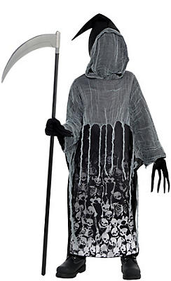 Little Boys Dark Shadow Creeper Costume