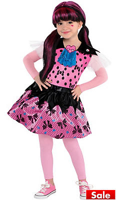 Monster high costumes for girls party city monster high costumes pmusecretfo Gallery