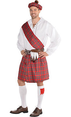 Adult Hot Shot Scott Costume