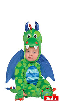 Baby Magic Dragon Costume