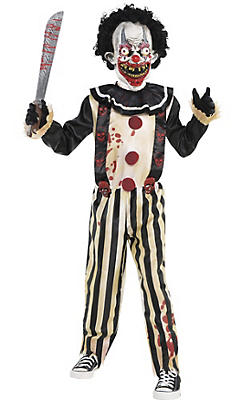 boys slasher clown costume - Pictures Of Halloween Costumes For Toddlers