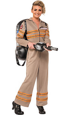 Adult Ghostbuster Costume
