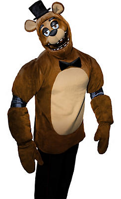 Teen Freddy Fazbear Costume - Five Nights at Freddy's