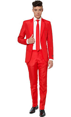 Adult Red Suit