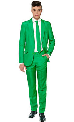 Adult Green Suit