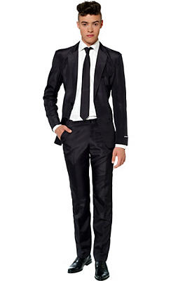 Adult Black Suit
