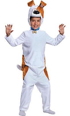 Boys Max Costume - The Secret Life of Pets