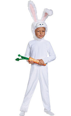 Boys Snowball Costume - The Secret Life of Pets