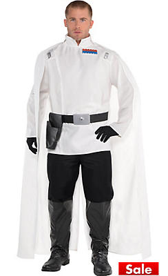 Adult Director Krennic Costume Plus Size - Star Wars Rogue One
