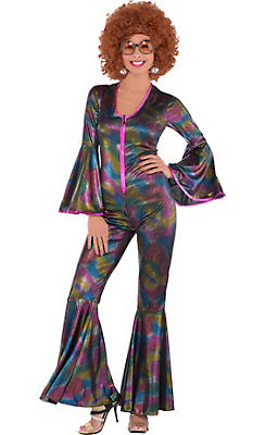 Adult Disco Costume Deluxe