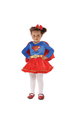 baby classic supergirl costume superman - Baby Cute Halloween Costumes