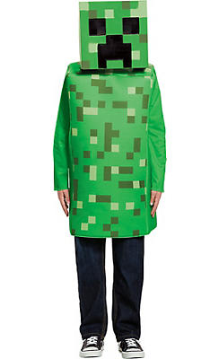 Boys' Video Game Costumes - Party CitySteve Minecraft Costume Party City
