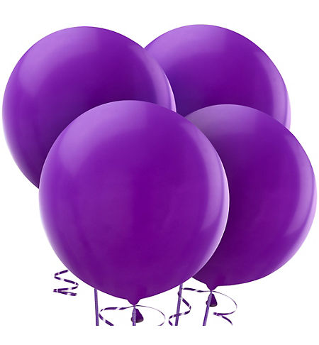 Purple Balloons - Party City