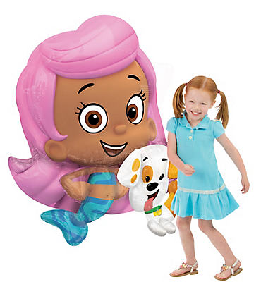 Molly Balloon - Bubble Guppies Giant Gliding