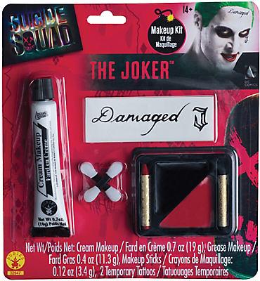Joker Makeup Kit - Suicide Squad