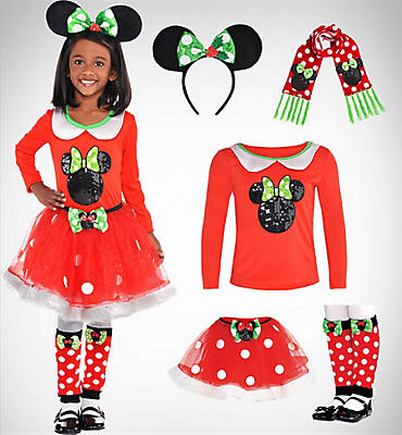 Girls Minnie Mouse Wearables