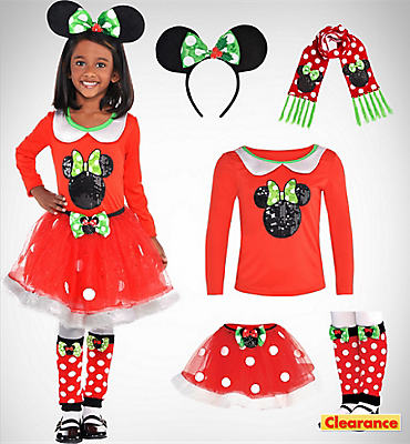 Girls' Minnie Mouse