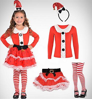 Girls' Santa