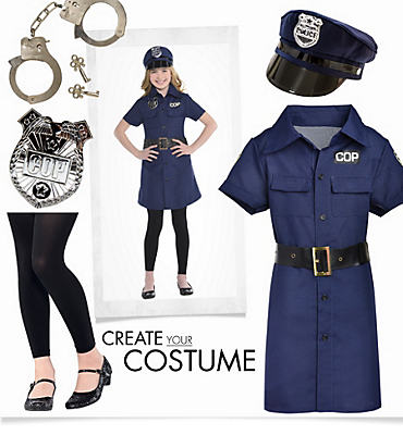 Girls' Cop
