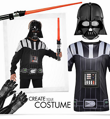 Boys' Darth Vader - Star Wars
