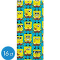 SpongeBob Party Bags with Ties 16ct