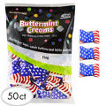 US Flag Parti-Mints 50ct