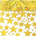 Metallic Gold Star Confetti 2 1/2oz
