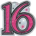 Sweet 16 Cutout