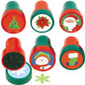 Christmas Stamper Set 6ct