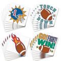 Football Tattoos 24ct