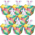 Bunny Favor Boxes 4 1/4in 8ct