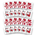 Valentines Day Tattoos 24ct<span class=messagesale><br><b>8¢ per piece!</b></br></span>
