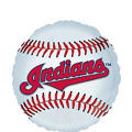 Cleveland Indians Foil Balloon 18in