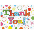 Party Time Thank You Notes 20ct
