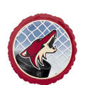 Foil Arizona Coyotes Balloon 18in