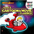 Kids Cartoon and Movie Classics Music CD
