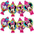 Minnie Mouse Blowouts 8ct
