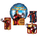 Iron Man Centerpiece Kit 5pc