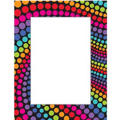 Rainbow Dot Laser Sheet 25ct