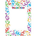 Fanfare Fun Thank You Notes 20ct