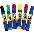 SpongeBob Markers 6ct