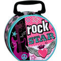 Rocker Girl Metal Box