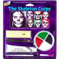 Skeleton Corps Makeup Kit