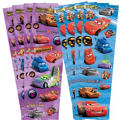 Cars Sticker Strips 2 Sheets